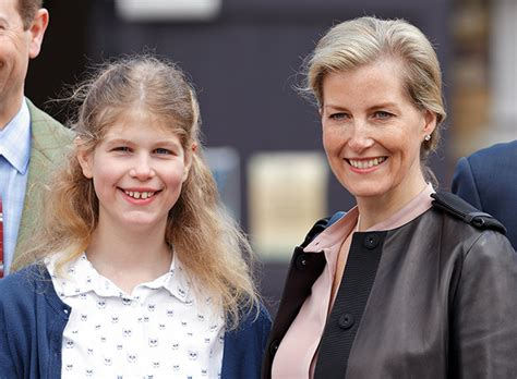 Sophie Wessex says her daughter Louise didn't realise her ...