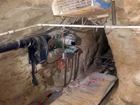 Sophisticated 'Super' Drug Tunnel Between California and ...