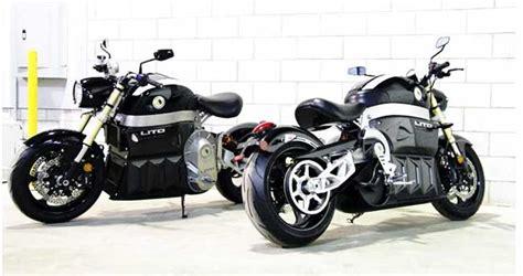 SORA - Moto Electrica y Superbike canadiense