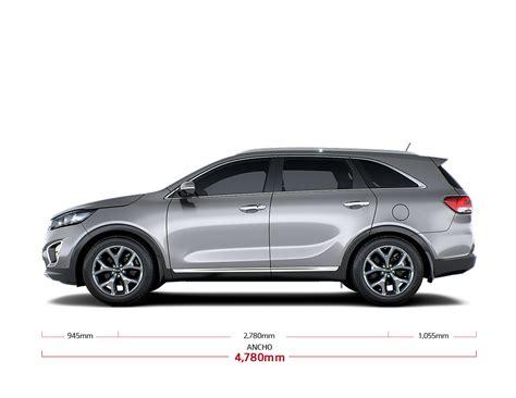 Sorento GT Especificaciones | SUV&MPV | Kia Motors Ecuador