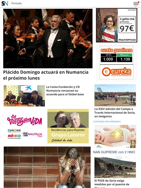 Soria Noticias - Diario Digital - Android Apps on Google Play