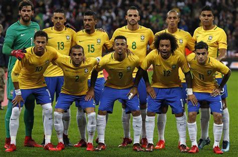 ¡Sorpresas! Convocatoria de Brasil para amistosos previos ...