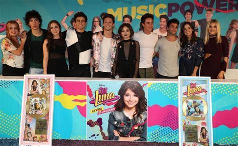 Sorpresas y baile con elenco de Soy Luna   Querétaro