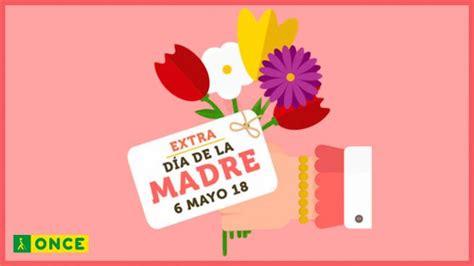 Sorteo Extra Día de la Madre de la ONCE de hoy domingo