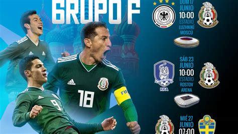 Sorteo Mundial 2018 | México, al grupo de la muerte contra ...