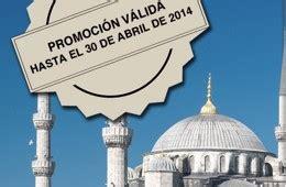 Sorteo viaje a Estambul valorado en 2.951€ por El Corte ...