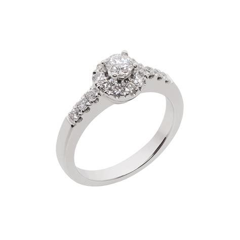 Sortija de diamantes de compromiso   Joyas Luis Melgar