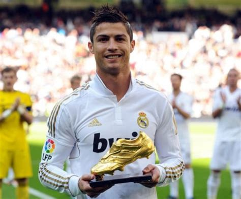 soulier dor 2011 | Cristiano Ronaldo   Real Madrid et ...
