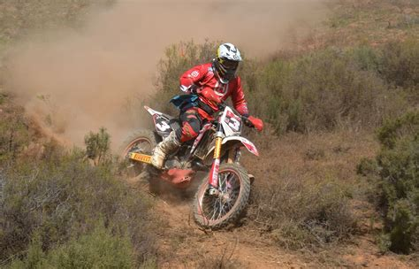 South African National Enduro Championship Hots Up