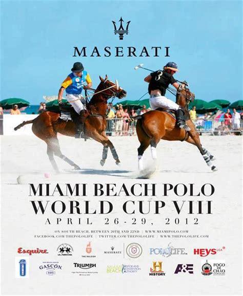 South Florida Nights Magazine » Beach Polo World Cup 2012