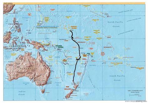 South Pacific Cruising   Moana Sailing