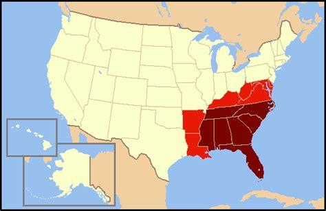 Southeastern United States   Wikipedia
