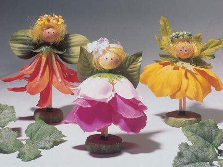 Souvenirs con flores de tela ~ Portal de Manualidades