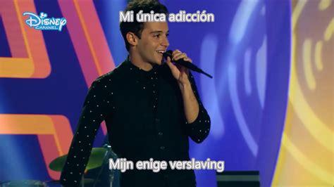 Soy Luna 2   Allá voy lyrics + translation Dutch/NL   YouTube
