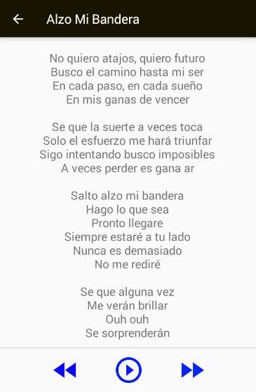 Soy Luna 2 Musica Letras 1.0 APK Download - Android Music ...