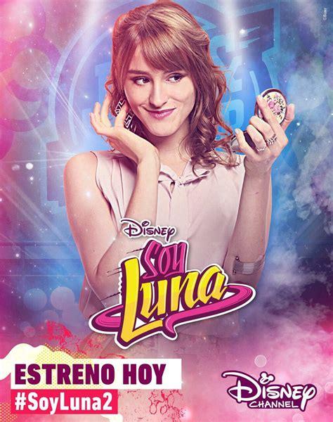 Soy Luna 2   Poster oficial de   Jasmin  | soy luna ...