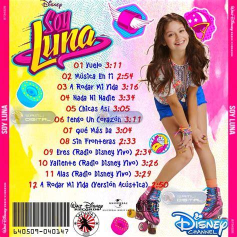 Soy Luna - Alas Y Música En Ti - Dos Cds! Combo!! - Bs. 2 ...