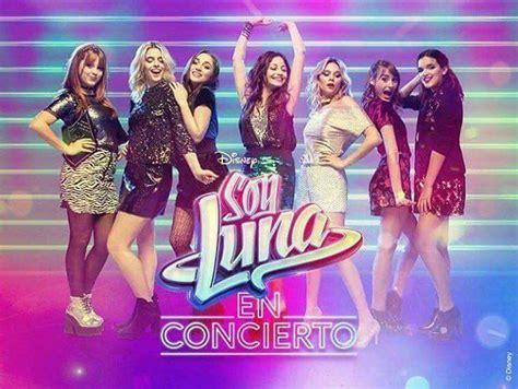Soy Luna En Concierto at Jokei Club Lima, Lima