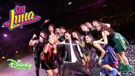 Soy Luna en Concierto | Colombia   YouTube