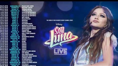 Soy Luna en concierto em 2018   YouTube