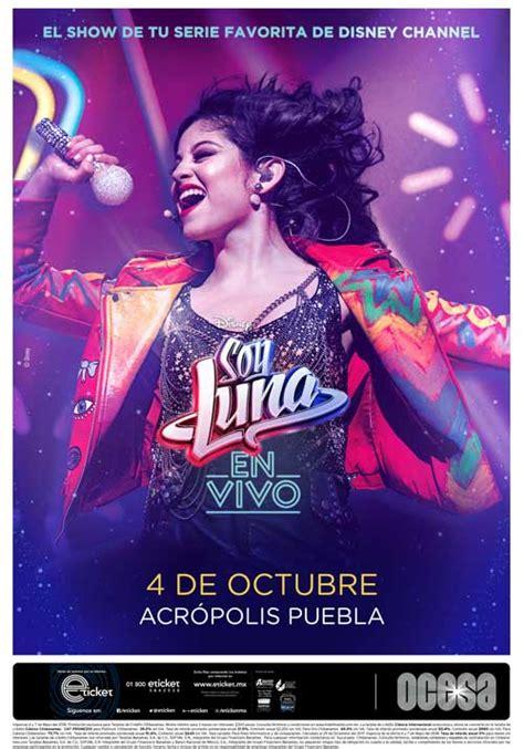 Soy Luna en Puebla 4 de octubre Acrópolis | Liv Magazine ...