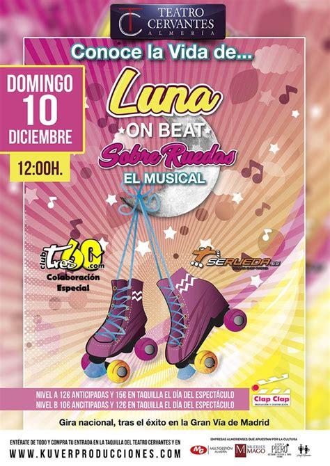 Soy Luna Musical – Colaboración Tres60Almeria | CD Tres60