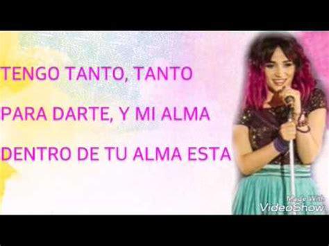 «Soy Luna» — «Tengo un corazon» Letra   YouTube