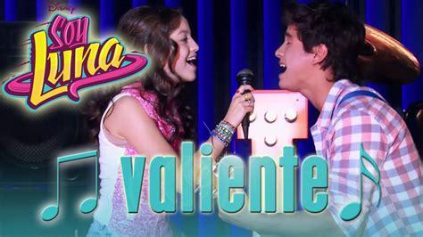 SOY LUNA   Song: VALIENTE   Disney Channel Songs   YouTube