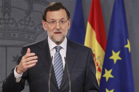 Spagna, Rajoy cerca l'unità di tutte le forze politiche ...