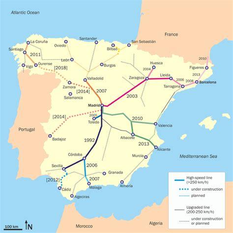 Spain by Train | Spanish Rail Travel