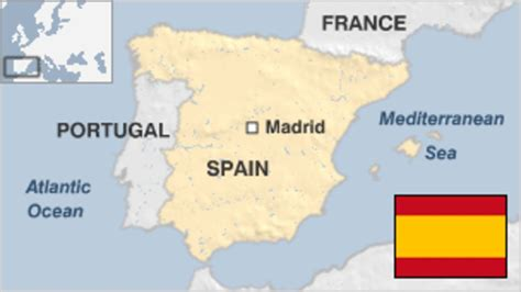 Spain country profile   BBC News