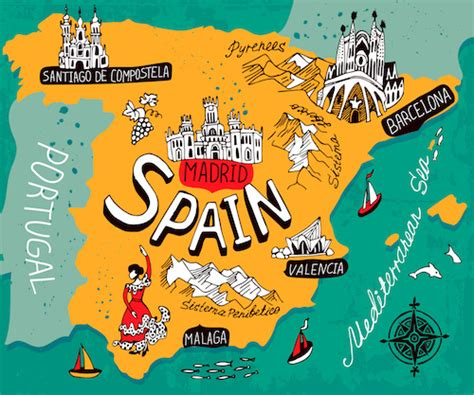 Spain Facts for Kids | All about Spain for Kids ...