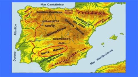 Spain Geography - YouTube