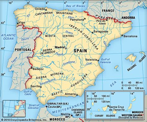 Spain -- Kids Encyclopedia | Children's Homework Help ...