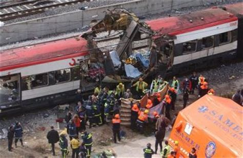 Spain marks anniversary of March 11 train bombings