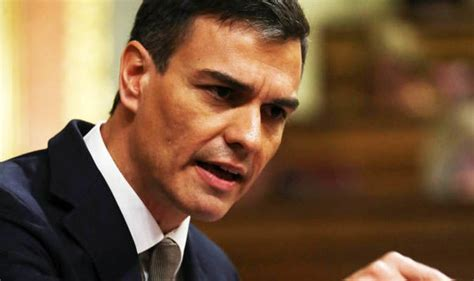 Spain no confidence vote: Who is Pedro Sanchez? Will he be ...