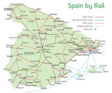 Spain Train Tickets