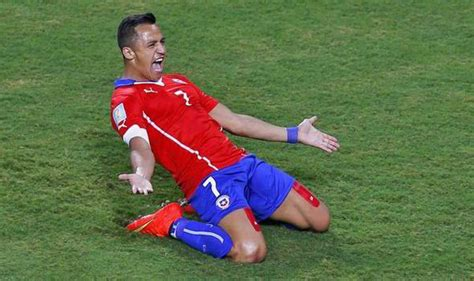 Spain v Chile: 5 stars to watch for Arsenal, Man Utd ...