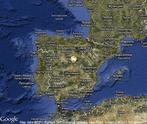 Spain: video, popular tourist places, Satellite map, Tours TV