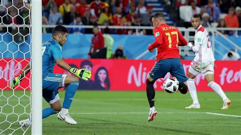 Spain vs Morocco: Live blog, text commentary, line ups ...