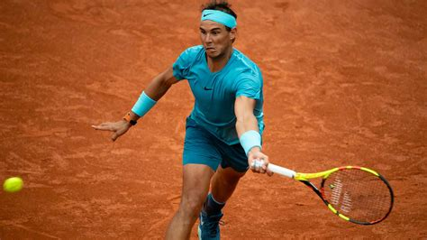 Spaniard Rafael Nadal Forced To Fight At Roland Garros ...