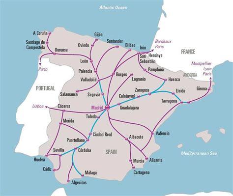 Spanish Trains  RENFE    Rail Tickets