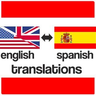 Spanish translation and interpretation