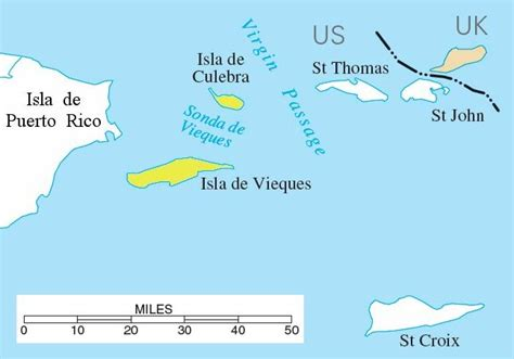 Spanish Virgin Islands - Wikiwand