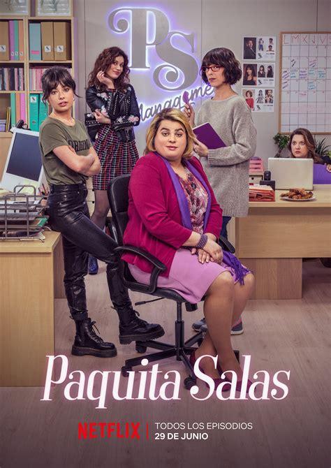 'Paquita Salas' llegará el 29 de junio con su 2ª temporada ...