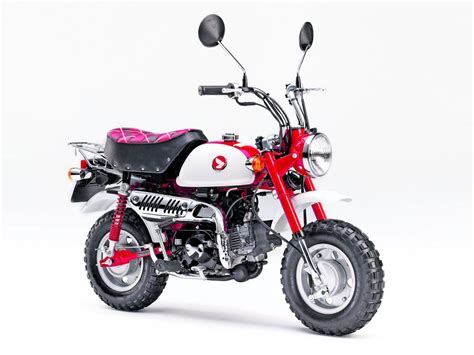 Special edition Honda monkey bike not coming to the UK   MCN