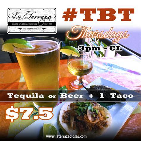 Specials | La Terraza Mexican Restaurant