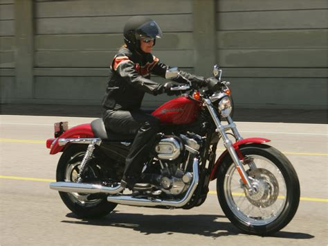 Specifications for the Harley Davidson Sportster XL 883 ...