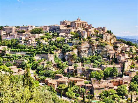 SPECTACULAR LUBERON: Roussillon, Gordes, Senanque Abbey ...
