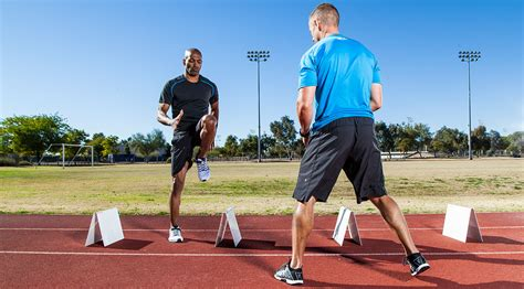 Speed, Agility and Quickness: SAQ for You | NASM Blog